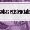 Existimos para quê? Filosofias existencialistas.